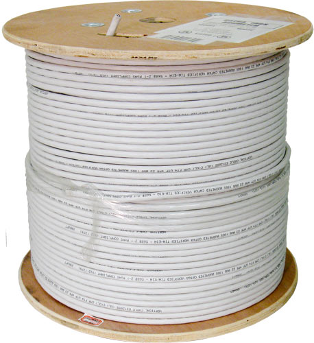 cat6a spool