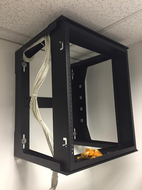 server racks tripp small enclosure cabinets smartrack products wall and rack our cabinet lite mount detail