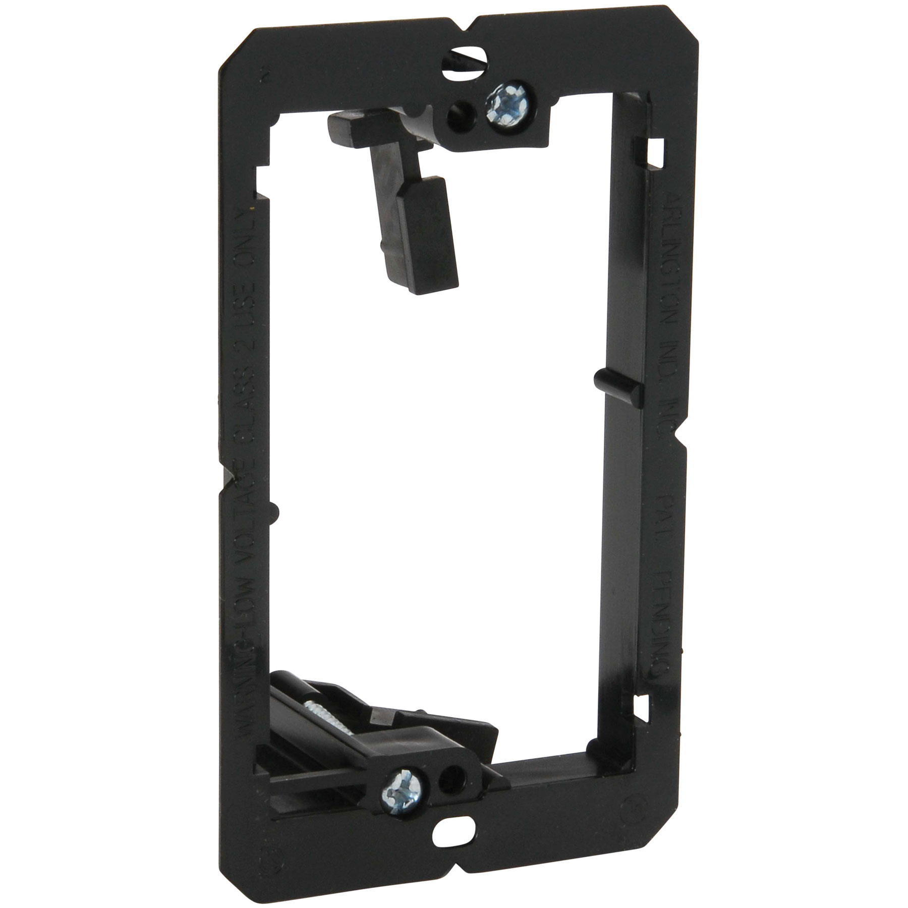 Networking Arlington 1 Gang Low Voltage Mounting Bracket