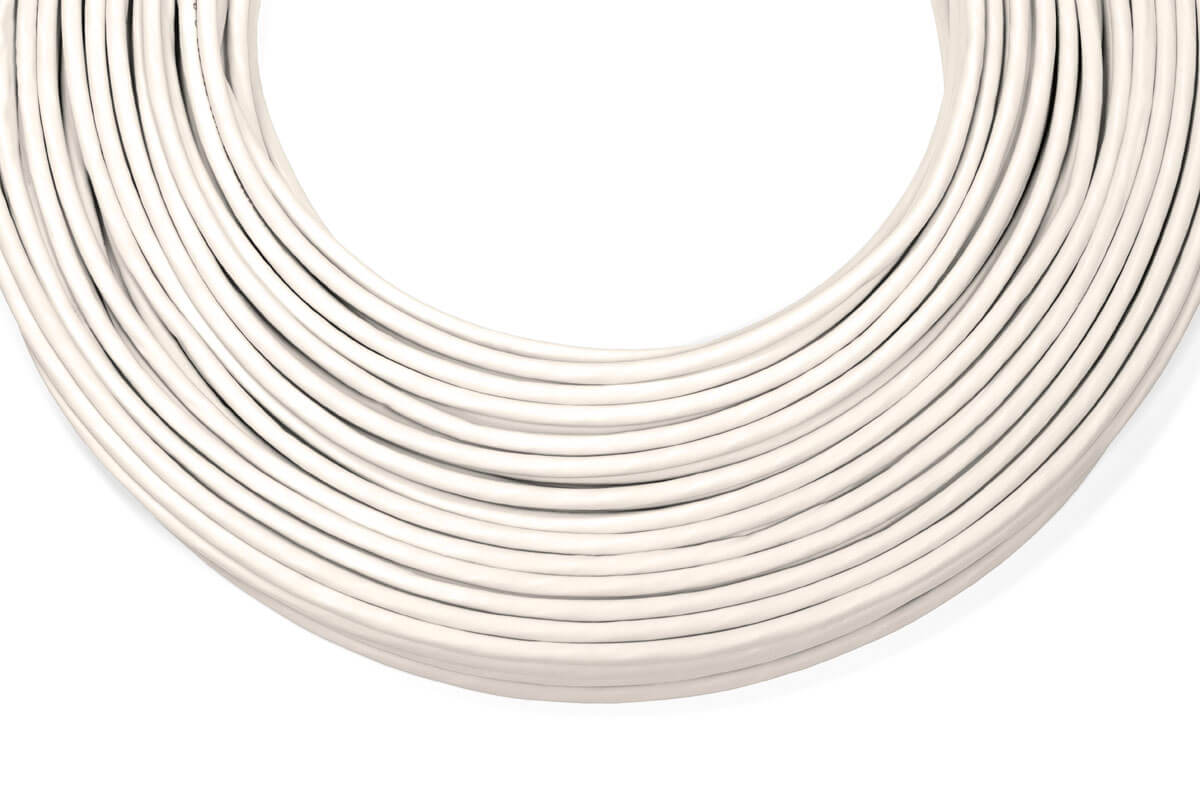 cat6 plenum white